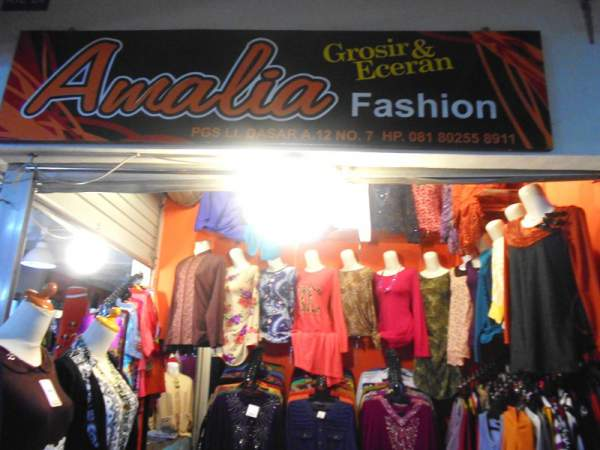 kios amalia fashion
