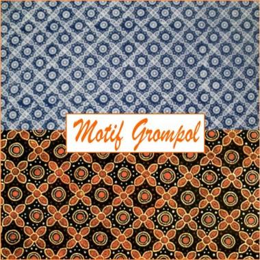 Grompol, Motif Batik Jogja yang Bermakna Kebaikan