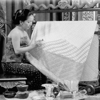 Sejarah Batik Kraton Surakarta