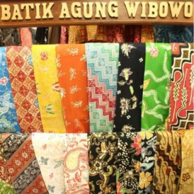 Koleksi Batik Tulis Agung Wibowo Preview