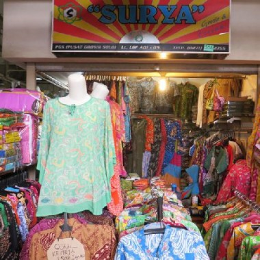Kios Batik Surya