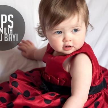tips memilih baju bayi_