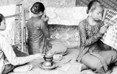 Batik Solo di Masa Keraton