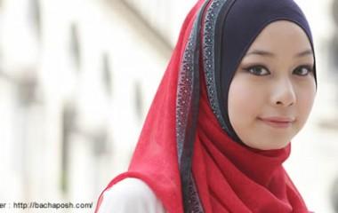 Tips Memilih Jilbab Sesuai Bentuk Wajah